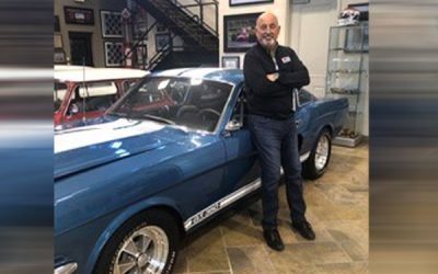 Podcast #47 – Racing Legend and Autobahn Member Bobby Rahal, Part 1