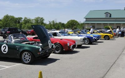 Autobahn Member Classic & Vintage Car Show During Oktoberfast