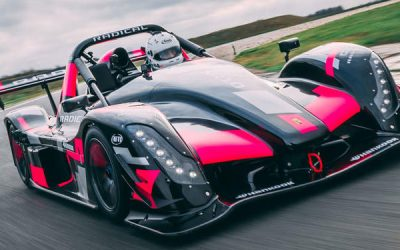 Experience the Radical SR10 with Team Stradale