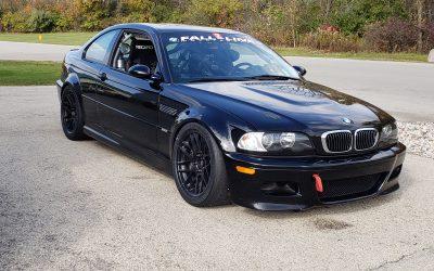 2004 BMW M3 RACE CAR FOR SALE