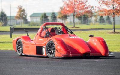 2013 Radical SR3 RS LHD