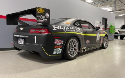 2013 Blackdog GTS Camaro ZL1