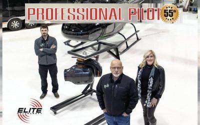 Elite Rotorcraft Featured in Professional Pilot Magazine