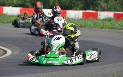 First Kart League Race 5/1