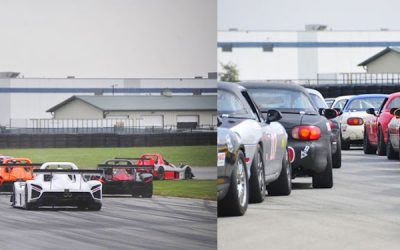 Action Packed Racing Weekend