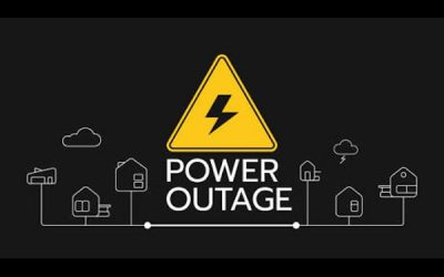 Power Outage – Scheduled for Friday, May 7th