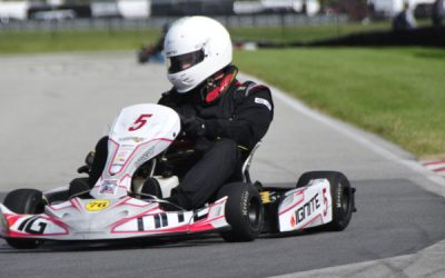 Karting at the Autobahn 2021