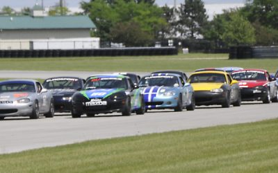 First Spec Miata Race of the Year