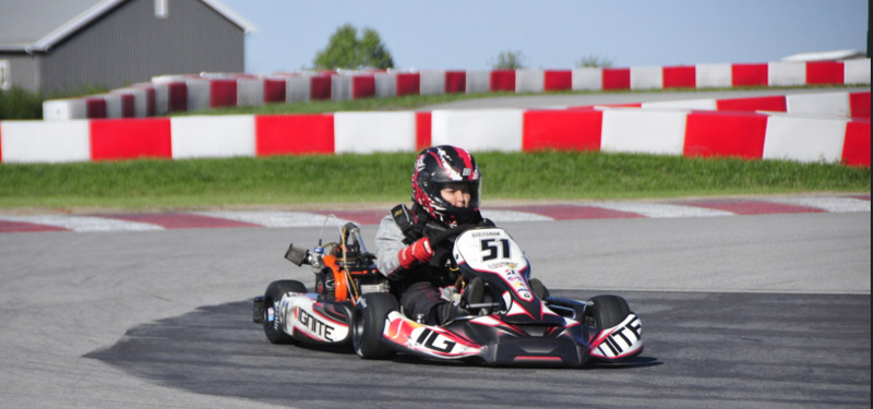 Kart License Certification Program 2021 • April 24th 9AM