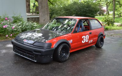 Honda Civic Si FP racer $7500