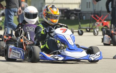 Kart League Round 2 May 23rd