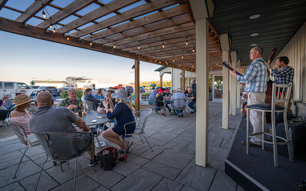 Patio Party – June 25th