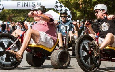 Great American Big Wheel Race