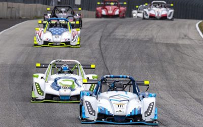 Schriber Stars at Road America; Weir Becomes Youngest Winner
