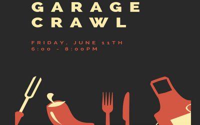 Garage Crawl – Friday, June 11th