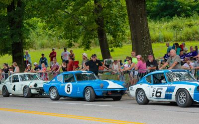 Festival of Speed Sunday Will Feature Vintage Sessions