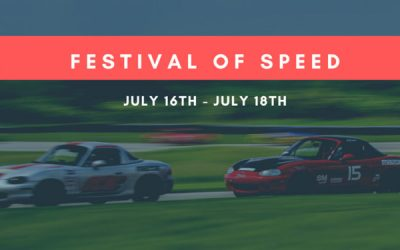 Festival of Speed – July 16th -18th