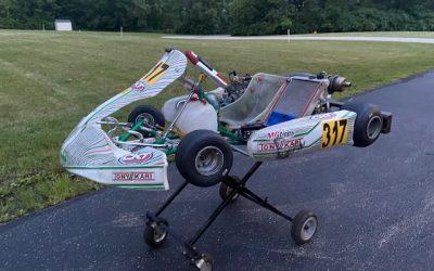 Tony Kart 401 Racer w/ Rok 125cc