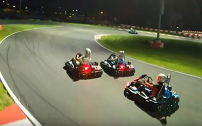 Kart Track Closed August 26th through August 29th