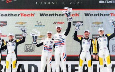 WeatherTech Wins at Road America