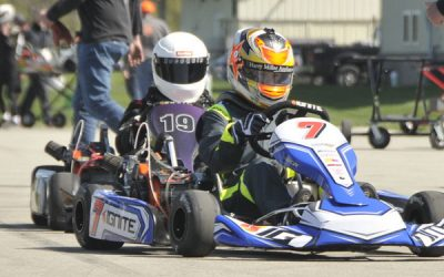 Kart League race scheduled for this Saturday 8/14
