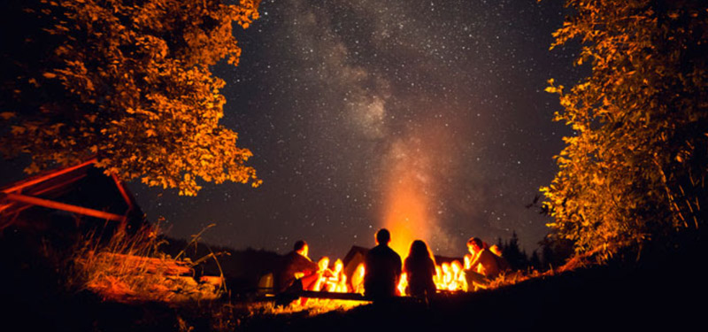 Member Camp Out Under the Stars