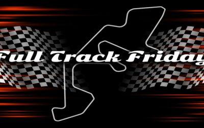 Full Track Friday Dinner – September 24th