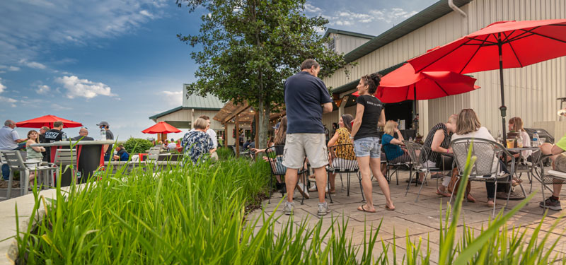 Patio Party – September 25th