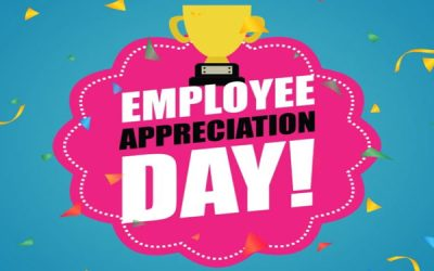 Staff Appreciation Event – Sunday October 31st