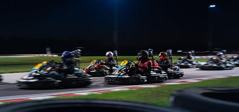 September 18th Evening Kart League Race